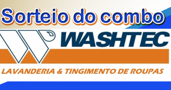 Promoção washtec