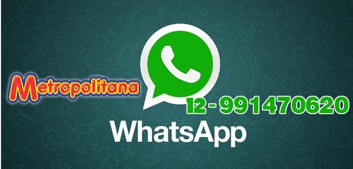 Participe também pelo nosso WhatsApp