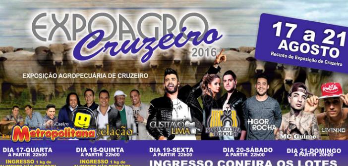 Expoagro Cruzeiro 2016