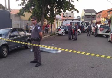 8b0e8da3ee0 Homem é morto a tiros no Parque São Francisco em Guaratinguetá